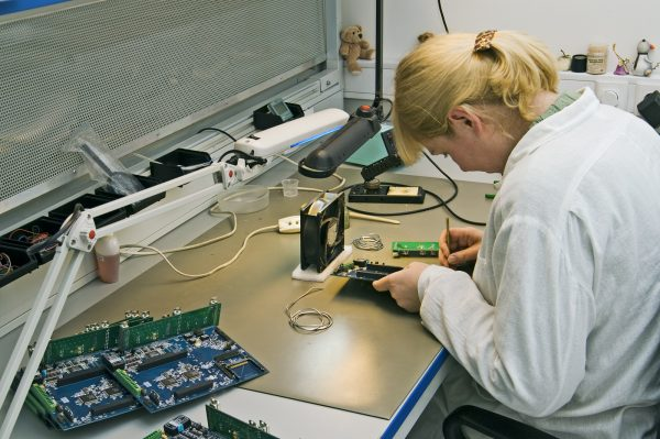 Soldering Training and IPC Certification